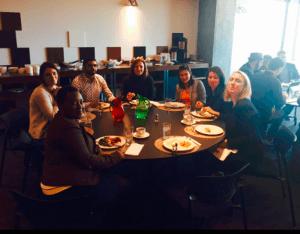 Équipe Talsom à l'hotel ALT - Journée d'équipe