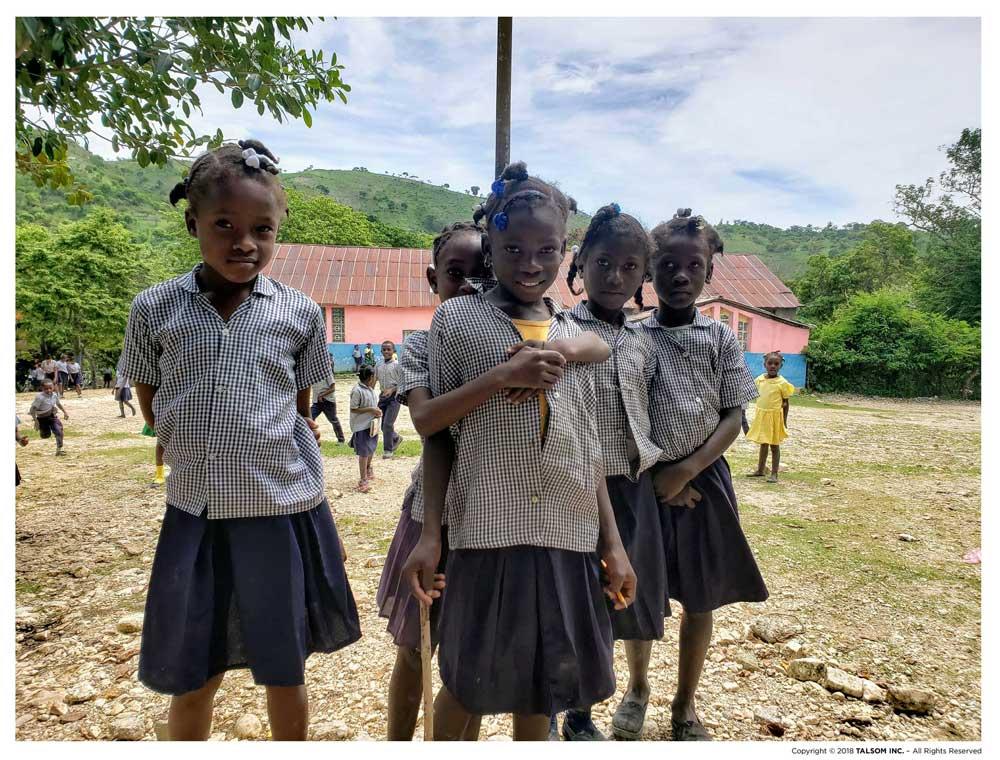 Design Thinking en Haïti : créer un impact positif et social auprès des communautés