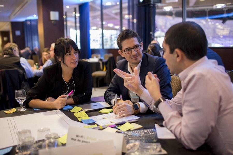 Design Thinking pour le Futur de la Santé avec TechnoMontréal