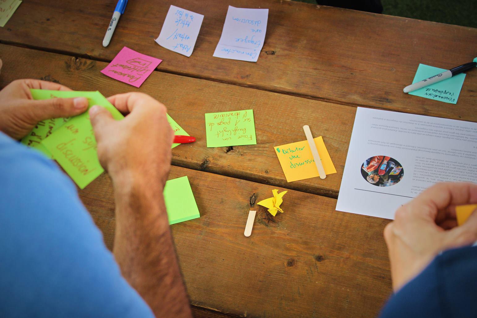 Le Design Thinking au service de la jeunesse du Québec