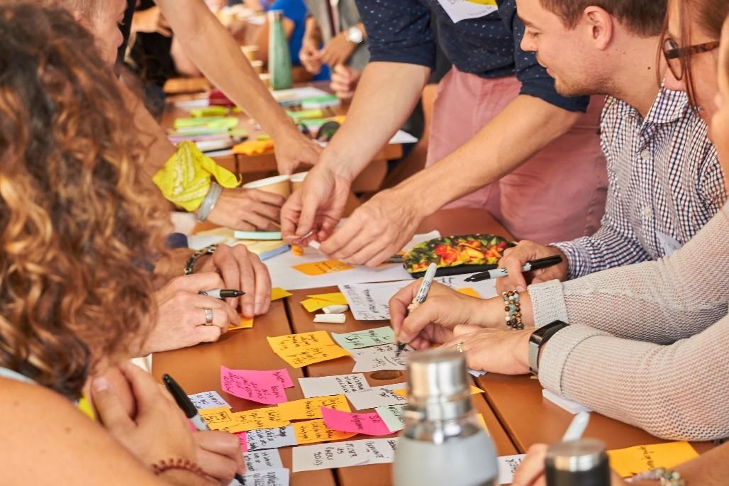De l'idéation au prototypage : où en est le projet avec Tel-jeunes?